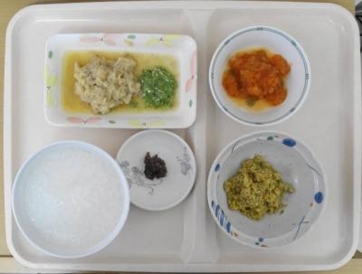 12日 昼食