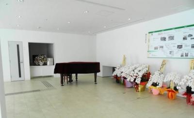 新館ホール