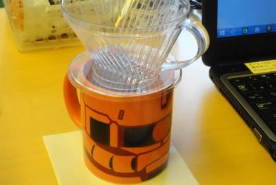 ザクのマグカップ