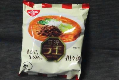 日清ラ王 担々麺