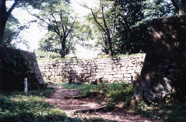 村上城1988C
