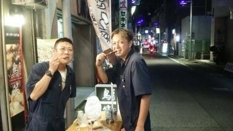 江古田にて1