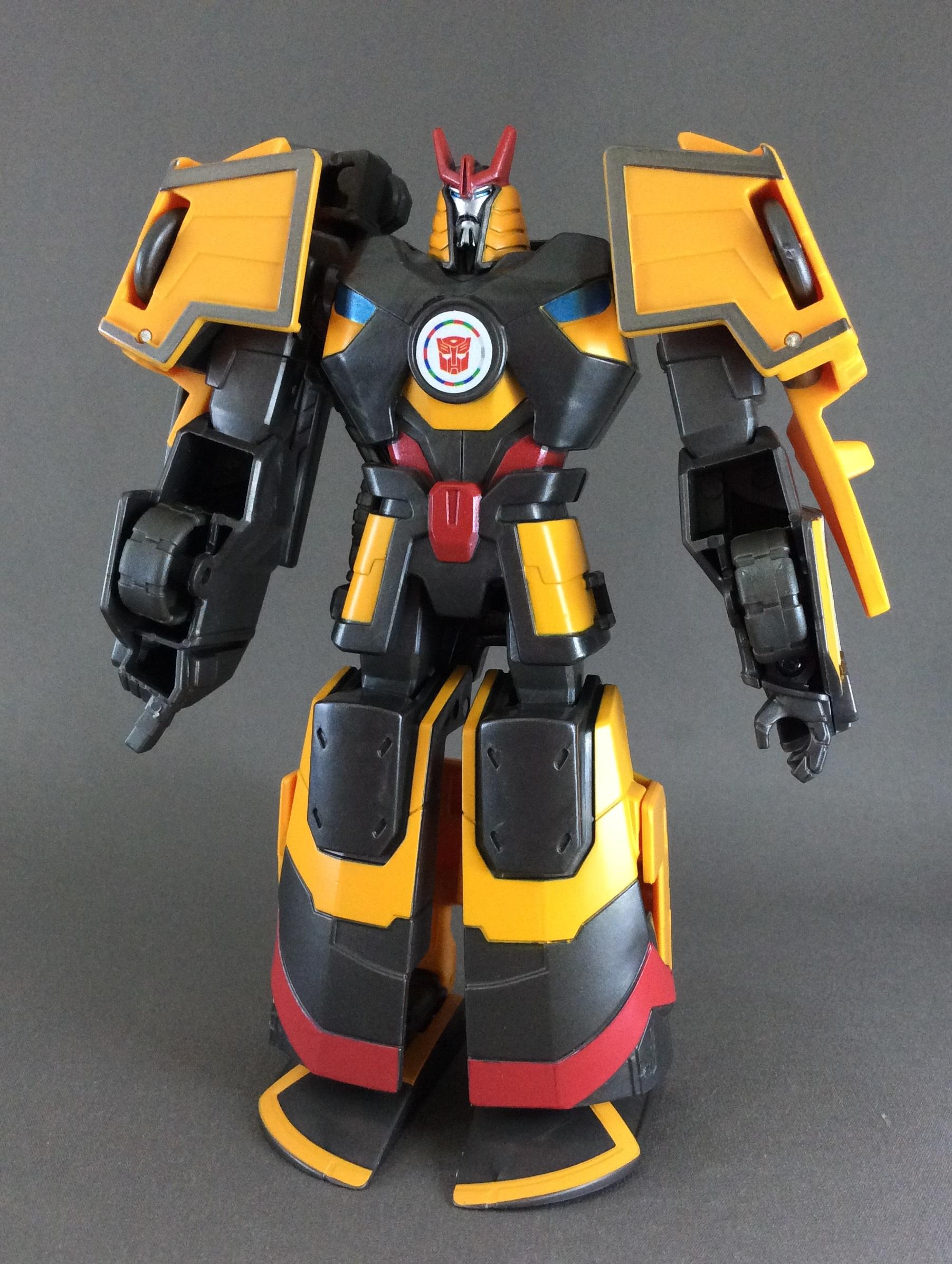 MSドリフト ロボットモード(1)