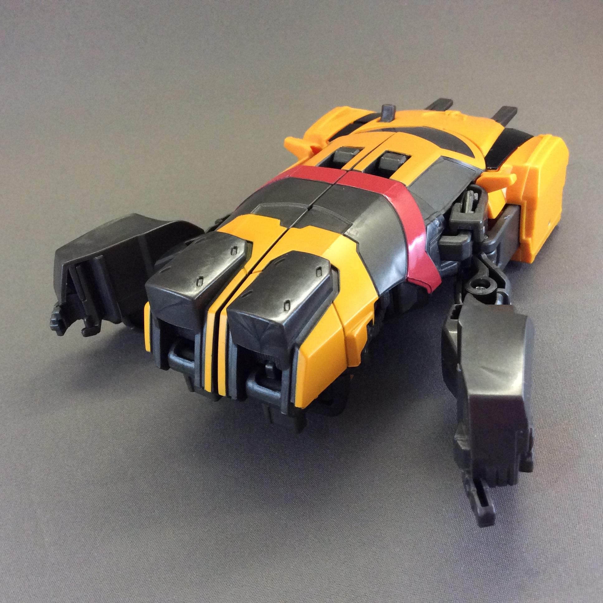 MSドリフト ロボットモード(12)