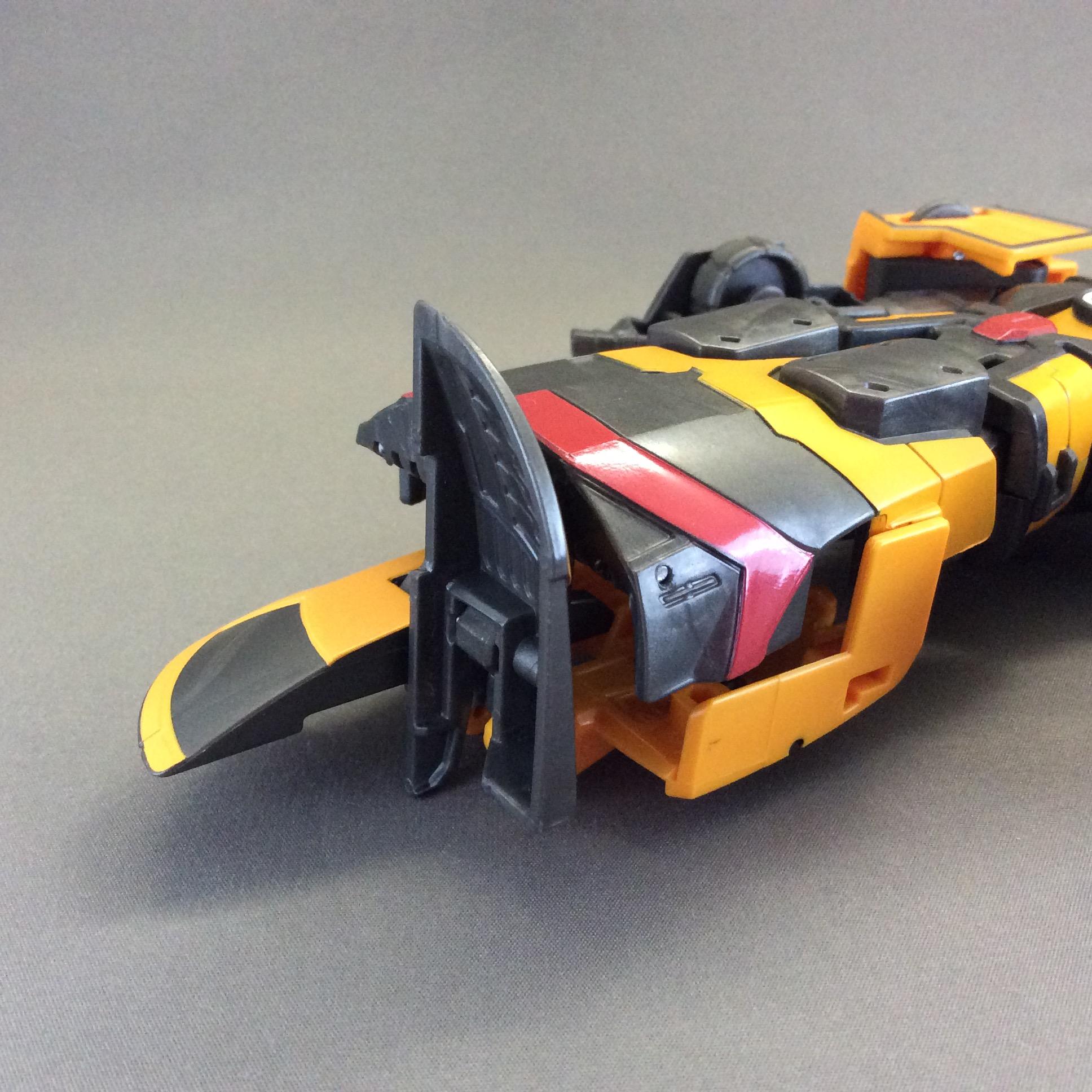 MSドリフト ロボットモード(8)