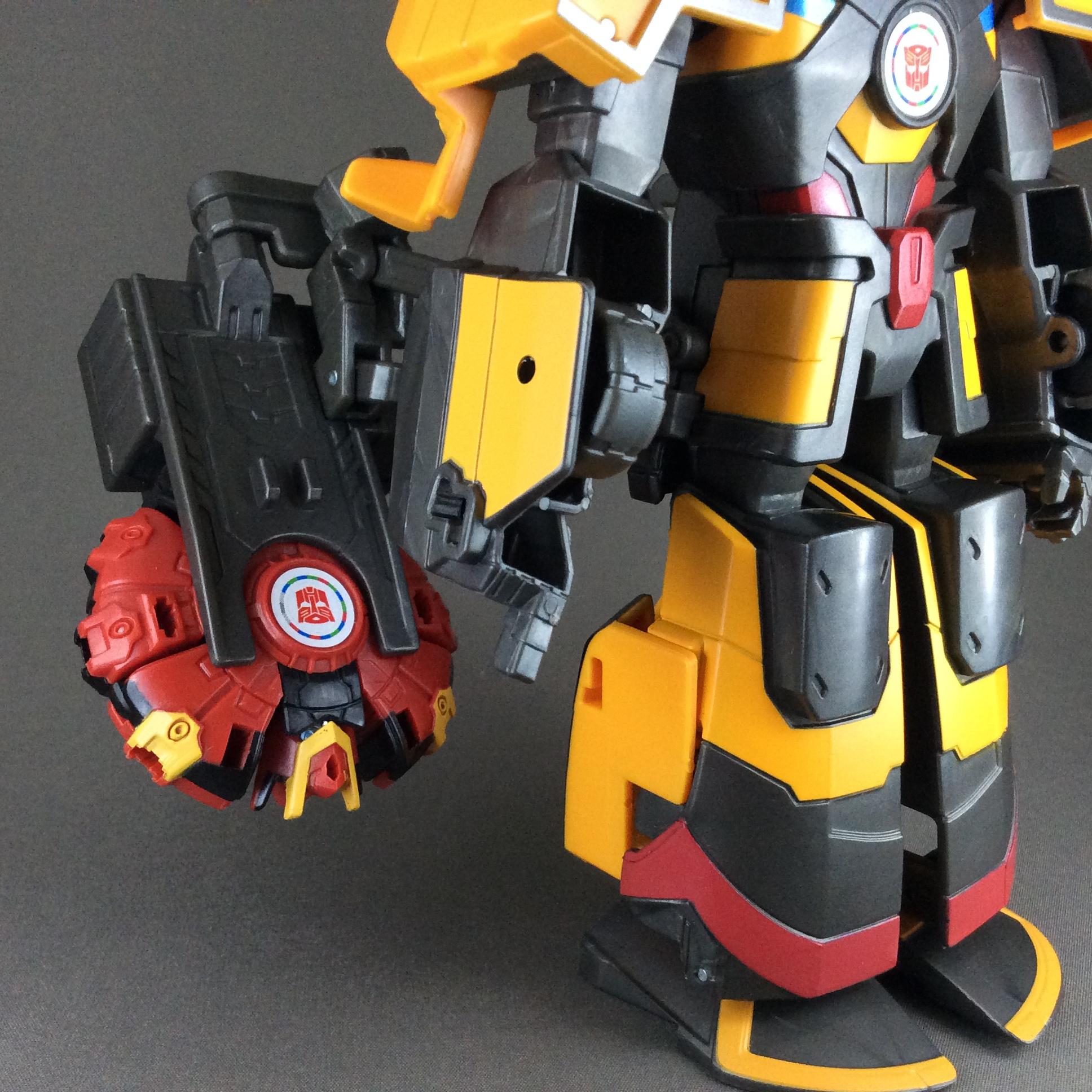 MSドリフト ロボットモード(4)