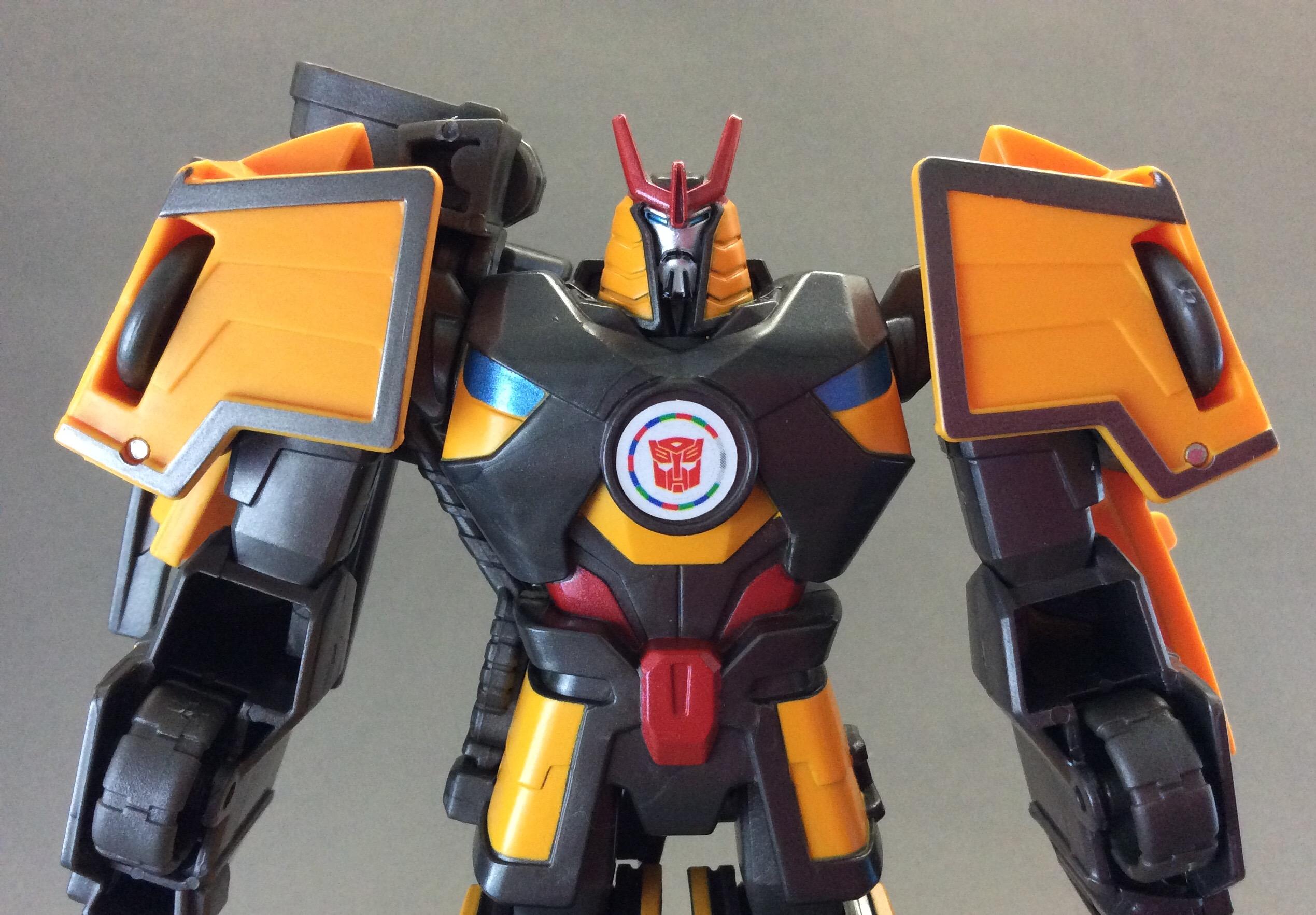 MSドリフト ロボットモード(13)
