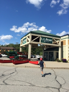 LLbean outlet