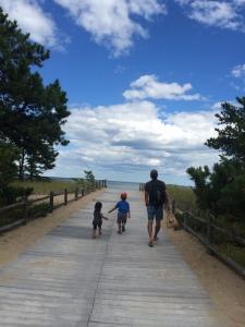 Ferry beach state park1