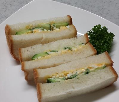 卵サンドB