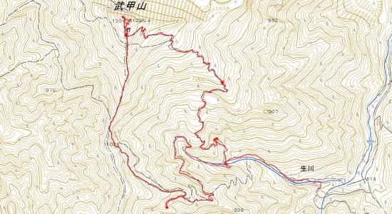 20151010武甲山