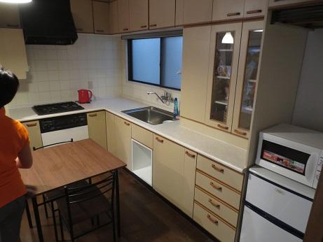 Airbnb蔵前キッチン