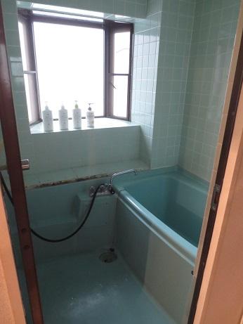 Airbnb蔵前浴室