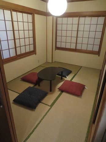 Airbnb蔵前和室