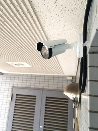 監視カメラピロティ
