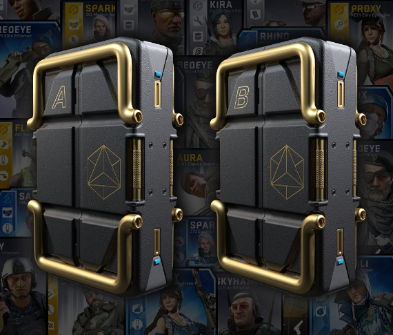 Elite Cases A and B