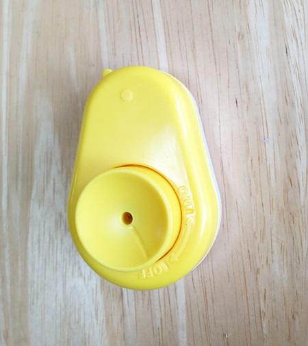 ダイソーたまご殻むき器開けた