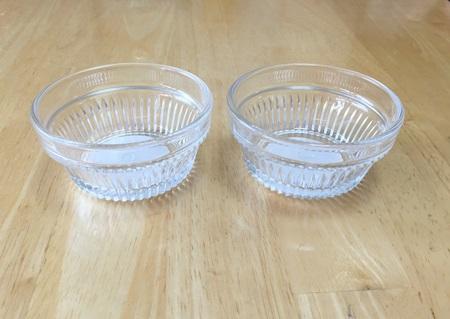 ダイソーガラス小鉢