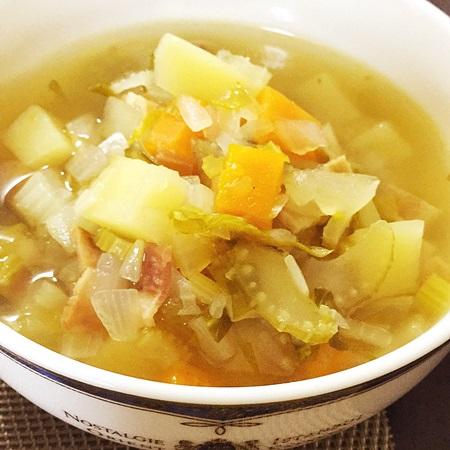 常備菜おうちごはん コンソメスープ
