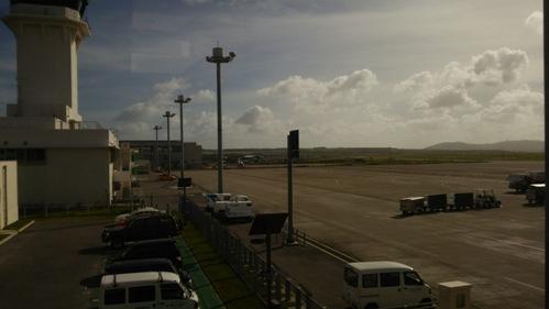 石垣島空港(2015.08.06)