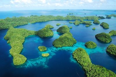 Rock Island, Palau