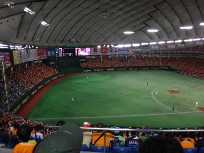 東京ドーム(1)