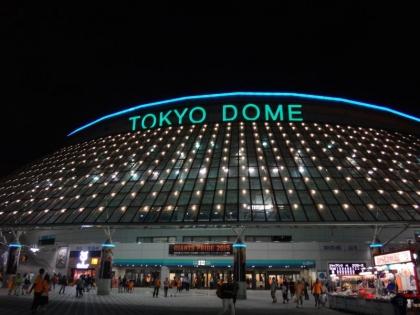 東京ドーム(3)