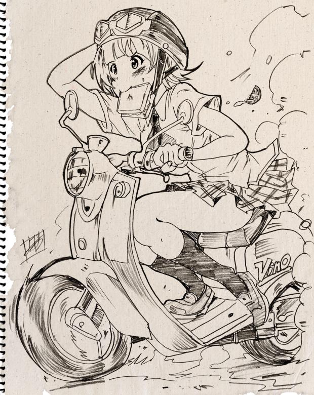 アイドルマスター【福田のり子】