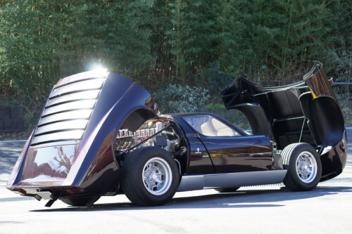 1967-Lamborghini-Miura-P400-open