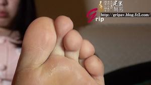 足裏&足指トリプル味くらべ/素人処女のゆりの&水城唯&桜庭うれあ