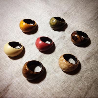 木の指輪4