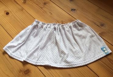 スカート80サイズ