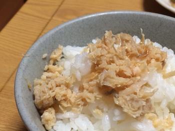 朝ご飯270911焼き鮭