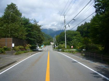 雁坂トンネル10