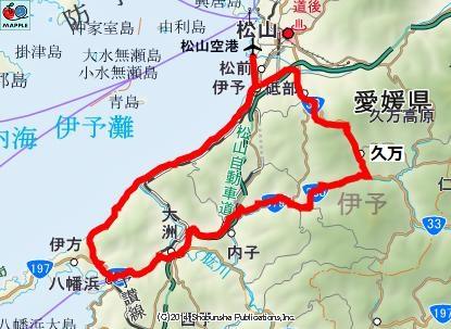 愛媛への道53