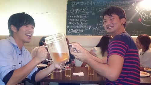 乾杯その2