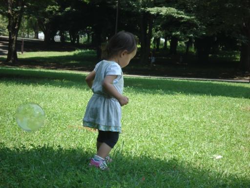 小金井公園にて 6