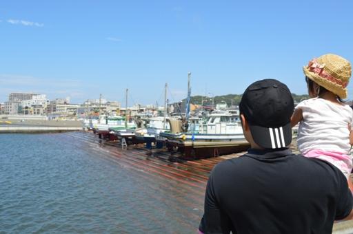 江の島 腰越にて 13