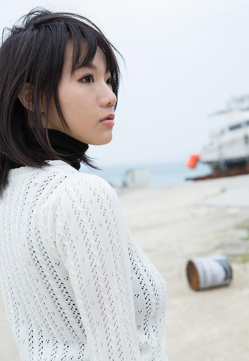 (No.24643) 横顔 / 澁谷果歩