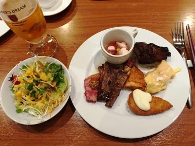 150820新大阪江坂東急REIホテルシャングリラ8月限定バイキング1