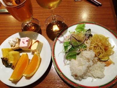 150820新大阪江坂東急REIホテルシャングリラ8月限定バイキング3