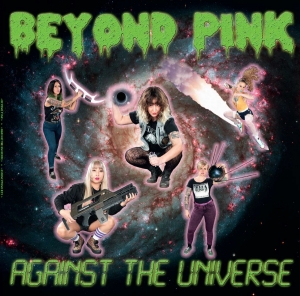BEYOND PINK AGAINST THE UNIVERSE