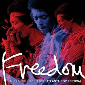 JIMI HENDRIX EXPERIENCE『Freedom Atlanta Pop Festival』