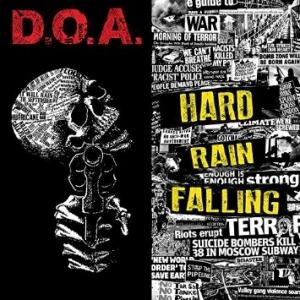 DOA『Hard Rain Falling』