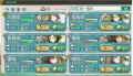 海上突入後の艦隊