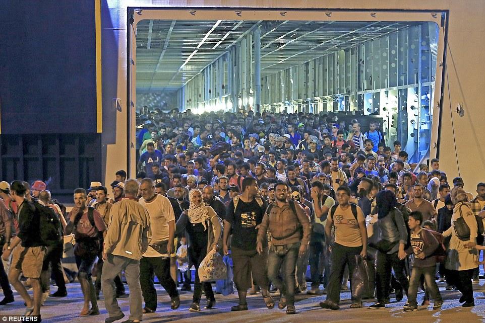 難民の進んだルート2