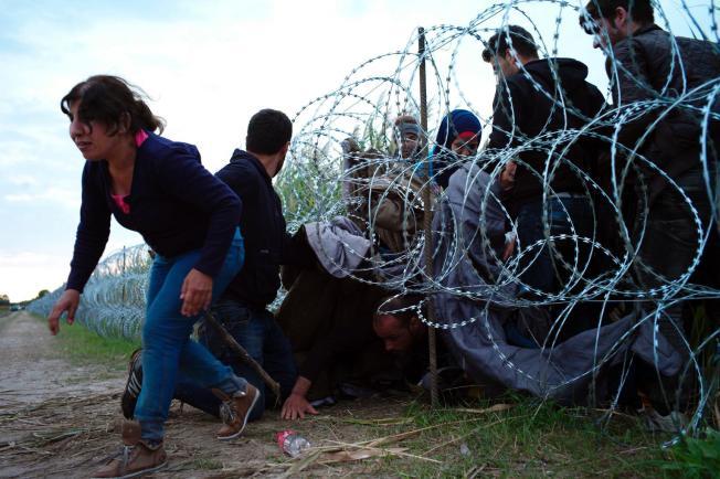 難民の進んだルート6