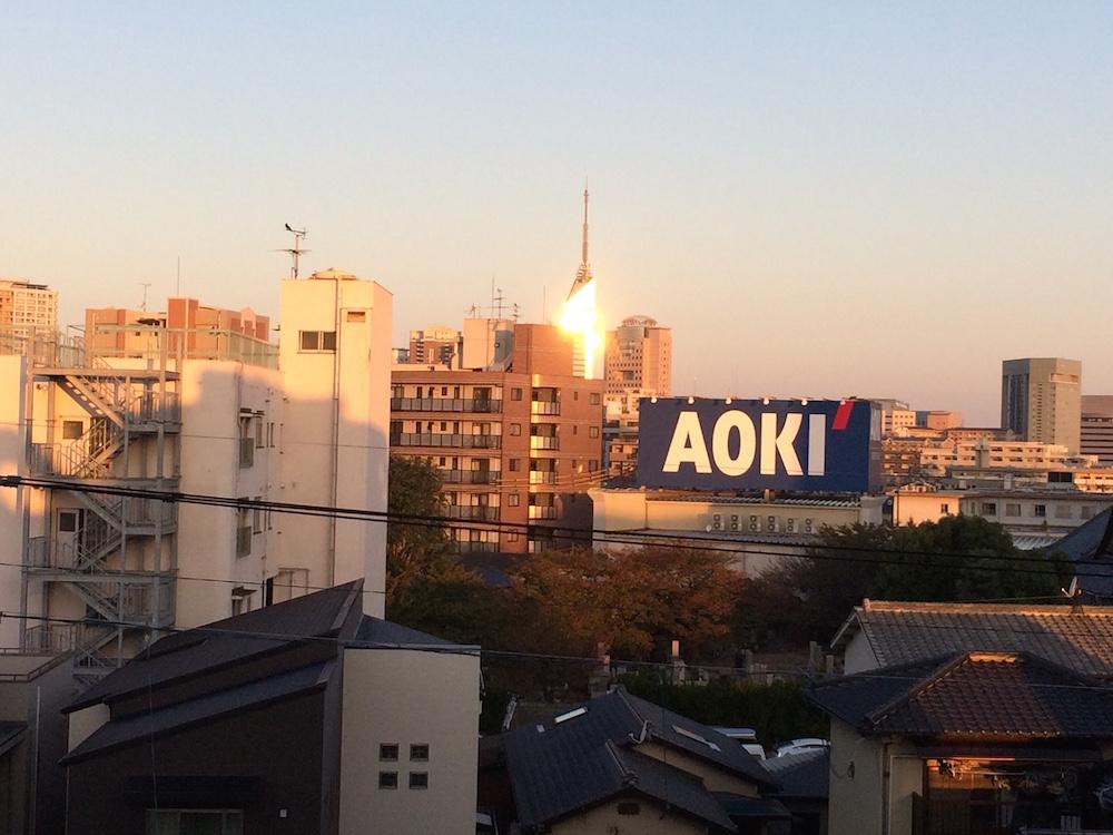 タワー朝日