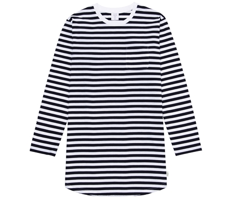 MG-TP03 LONG TEE NAVY BORDER_R