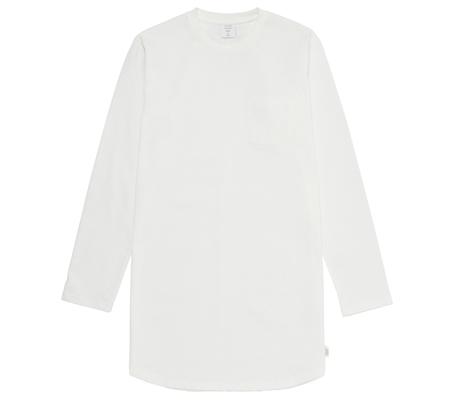 MG-TP03 LONG TEE WHITE_R